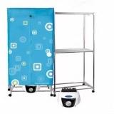 Mẫu sản phẩm Tủ sấy quần áo Vuông EROSS ER-CD015 (Xanh)