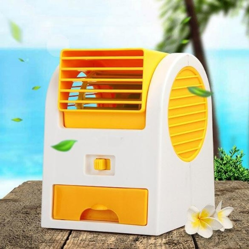 Bảng giá USB Perfume Turbine Mini Fan Air Conditioner (Orange)
