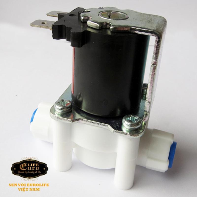 Van áp thấp điện từ cho máy lọc nước tinh khiết RO Eurolife
