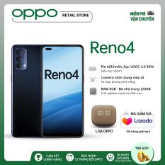 MỚI RA MẮT Điện thoại OPPO Reno 4 (8GB/128GB) + Tặng ngay Loa Bluetooth Oppo 1.5 triệu – Hàng chính hãng bảo hàng 12 tháng