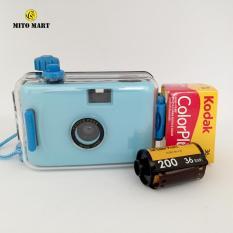 Máy ảnh chụp dưới nước giá rẻ thiết kế nhỏ gọn tặng film