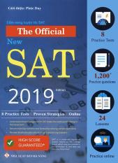 The Official New SAT – 2019 edition