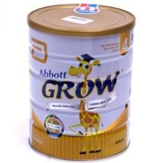 Sữa Abbott Grow 4 900g (Cam kết chính hãng, Date mới)