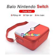 Balo Poke Ball cho máy Nintendo Switch