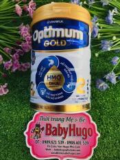 [DATE MỚI] Sữa bột Vinamilk Optimum Gold 2 900g (cho bé 6 – 12 tháng)