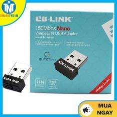 USB thu sóng wifi LB-Link tốc độ 150 Mbps chuyên dụng cho đầu thu kỹ thuật số