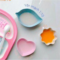 Chén lúa mạch mini cho bé ăn dặm kiểu Nhật hoặc đựng nước chấm cho gia đình
