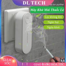 Máy khử mùi lọc không khí mini khử mùi nhà vệ sinh nấu bếp TS056 DL TECH