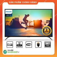 Smart Tivi Philips 43 inch Full HD – Model 43PFT6110S/67 Tích hợp DVB-T2, Wifi