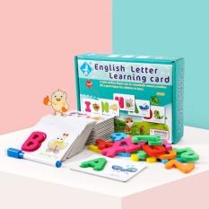Thẻ Giáo Dục Sớm 3D – English Flash Card Cho Trẻ Từ 3 Tuổi