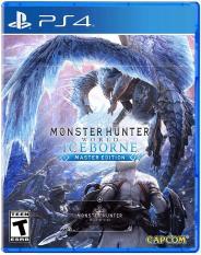 [PS4-US] Monster Hunter World – Iceborne Master Edition – PlayStation 4
