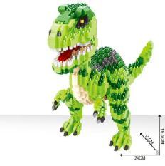 Đồ chơi lắp ráp khủng long BALODY
