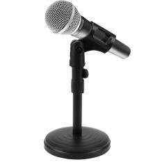 Chân kẹp Micro Mini Để Bàn gấp gọn,Giá Đỡ Mic Điều Chỉnh Kẹp Cho Bàn Hát Karaoke- Chất Liệu Cao Cấp- Vững Chắc