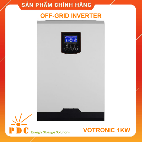 Biến tần độc lập Vontronic (Off-grid Inverter) AXPERT VP 1000 1KW 12Vdc 50A PWM – AXPERT VP 1000