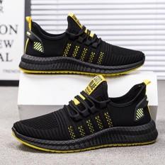 Giày thể thao nam sneaker Vải Sợi Thoáng Khí LEMA Store – GN58