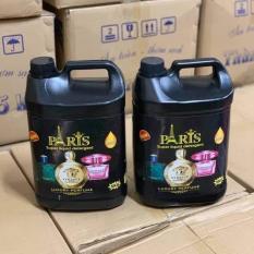 Nước giặt Paris hương nước hoa Pháp 9 trong 1 cao cấp loại can 5 Lít