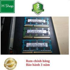 Ram Laptop DDR3 4Gb bus 1600 – 12800s bảo hành 3 năm