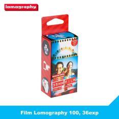 Film Lomography 100, 36exp – Phim chụp ảnh 35mm – 1 cuộn