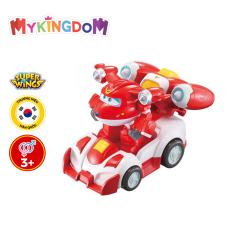 MYKINGDOM – SUPERWINGS Siêu xe hành động – bẻ khớp Jett tia chớp EU740991V