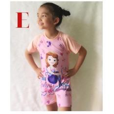 Đồ bơi bé gái liền thân hình ELSA -SOFIA 12-27kg, tạo cảm giác tự tin-thoải mái- dễ chịu cho bé trong mọi hoạt động.