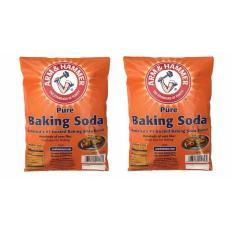 Giảm giá 2 Bột Baking Soda Đa Công Dụng 454g