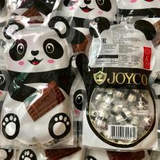 3 gói kẹo socola gấu trúc Joyco 150gr