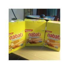 4 Hộp Bánh Nabati lớn 340g 20 gói x 17g