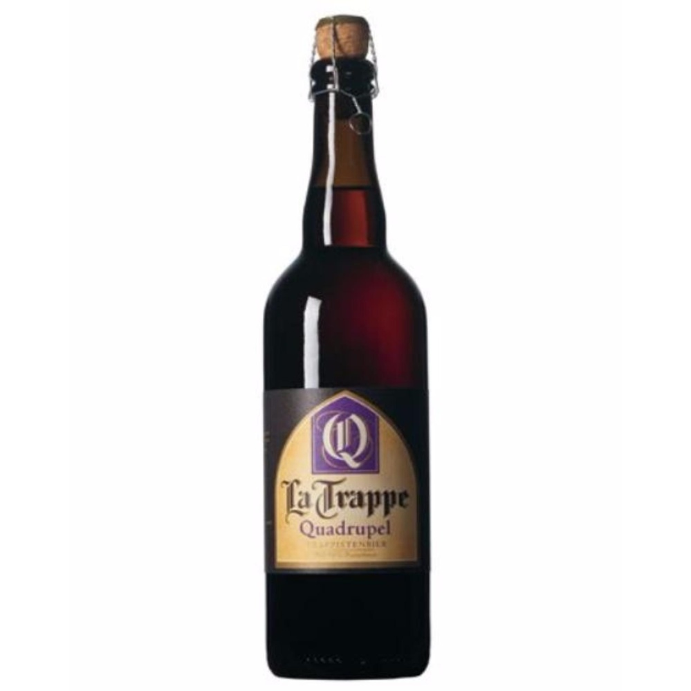 Cửa hàng bán Bia La Hà Lan Trappe Quadrupel 6 chai 750ml – La Trappe Quadrupel Beer – Holland Beer – Netherlands Beer