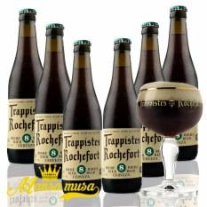 6 chai Bia Rochefort 8 – 330 ml | Bia Bỉ