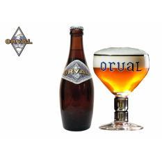 Địa Chỉ Bán 6 Chai Orval Beer – Belgium Beer – Bia Bỉ – Bia Orval