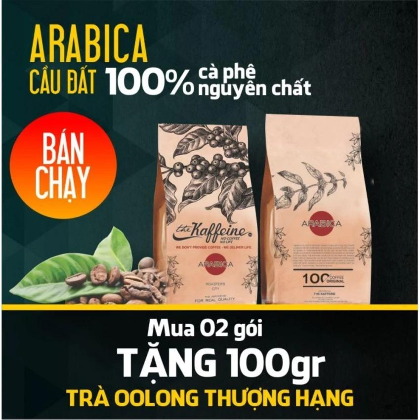 Cà phê Arabica Cầu Đất 500g – The Kaffeine