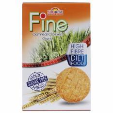 Bánh ăn kiêng Yến Mạch Fine – 178g