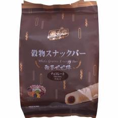Bánh Cuộn Yuki & Love Whole Grains Energy Bar Chocolate (160g)