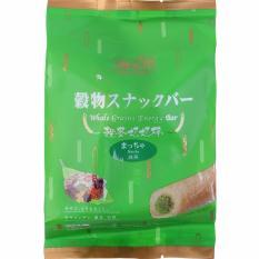 Bánh Cuộn Yuki & Love Whole Grains Energy Bar Matcha (160g)
