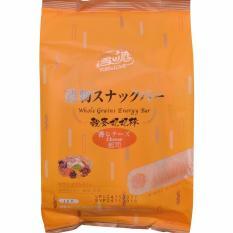 Bánh Cuộn Yuki & Love Whole Grains Energy Cheese (160g)