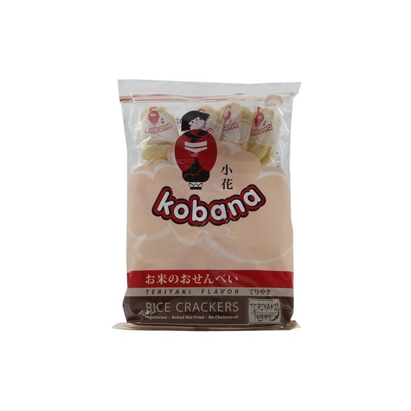 Vì sao mua Bánh gạo Kobana hương vị Teriyaki gói 150g