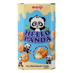 Bánh gấu MEIJI Hello Panda 50gr – vị VANI