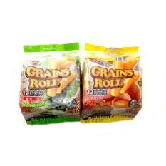 Bánh ngũ cốc Grains Roll 160g