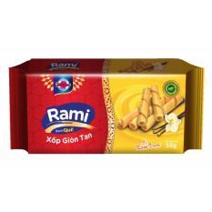 Bộ 5 gói Bánh quế RAMI vani 55g