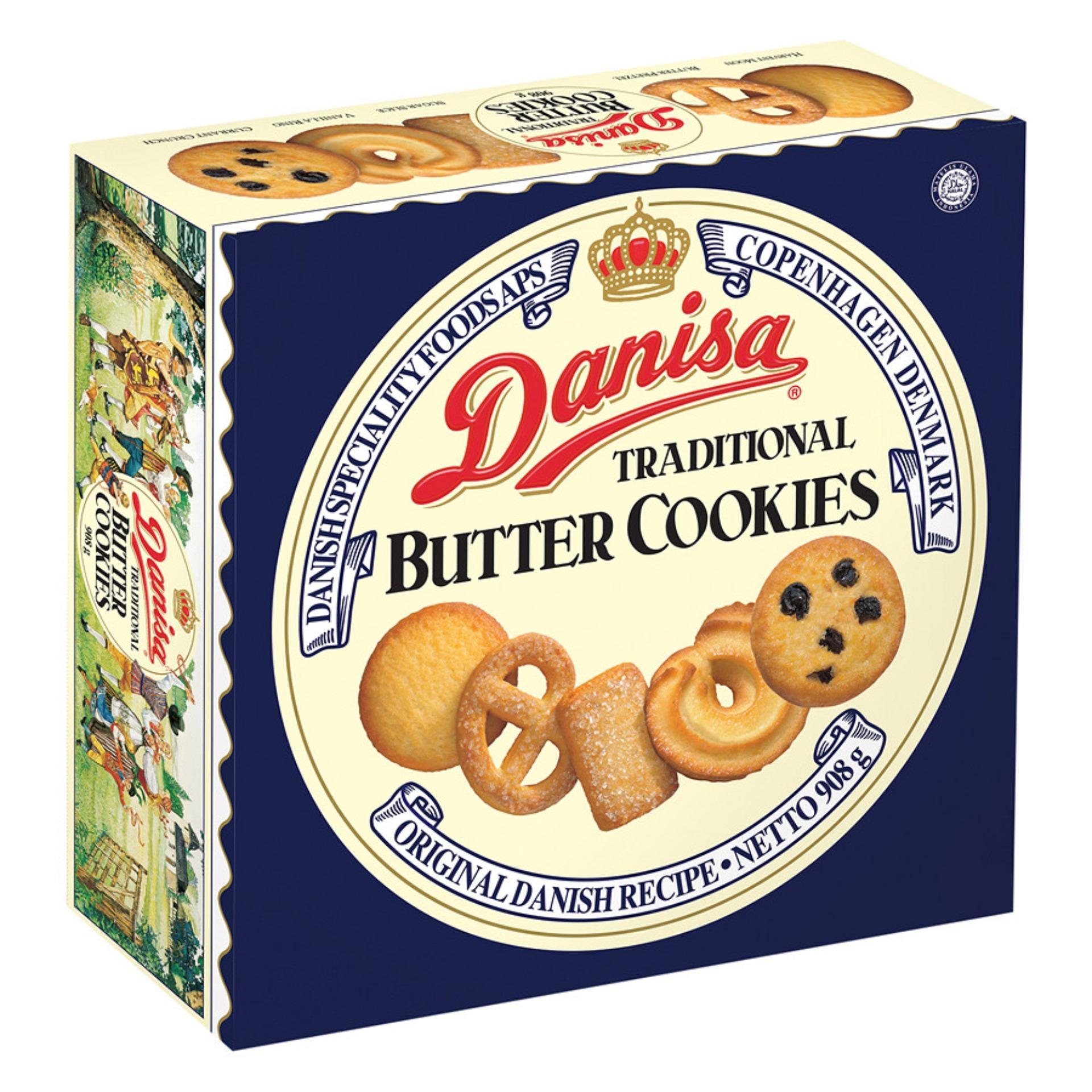 Bánh quy bơ Danisa butter 908g