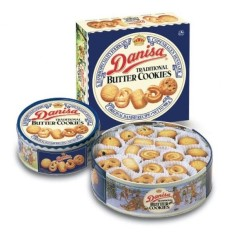 Bánh quy Danisa Butter Cookies Danisa Traditional hộp 681gr
