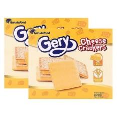 Bánh quy kem phô mai Gery 300g (30 gói)