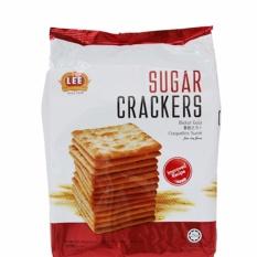 Bánh quy Lee Sugar – 330g – Nhập khẩu Malaysia