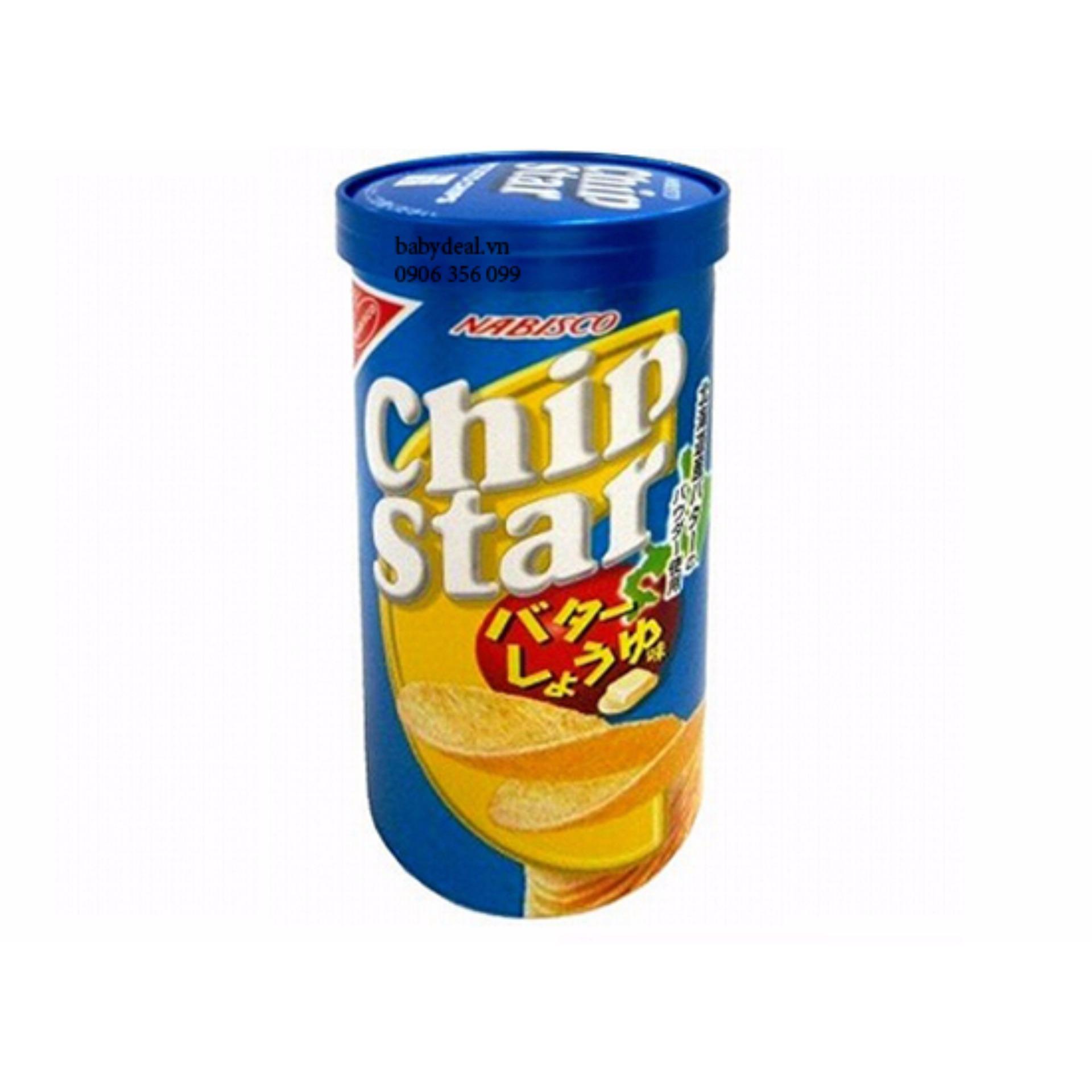 Nơi mua bánh snack chip star BNCS04