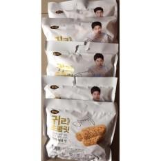 Bánh Yến Mạch Hàn Quốc 5 gói 400g-PP bởi Sâm Yến Thái An
