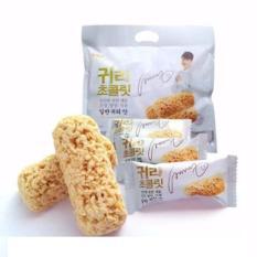 Bánh yến mạch Hàn Quốc Organic 400g/gói