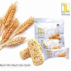Bánh yến mạch Hàn Quốc Organic gói 400g (42 cái)