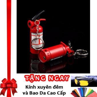 Bật lửa mô hình Bình Cứu Hỏa kiêm móc khóa độc đáo Fire Box F164 + Tặng kính xuyên đêm và bao da cao cấp - 8660542 , OE680WNAA4WYB3VNAMZ-9057979 , 224_OE680WNAA4WYB3VNAMZ-9057979 , 130000 , Bat-lua-mo-hinh-Binh-Cuu-Hoa-kiem-moc-khoa-doc-dao-Fire-Box-F164-Tang-kinh-xuyen-dem-va-bao-da-cao-cap-224_OE680WNAA4WYB3VNAMZ-9057979 , lazada.vn , Bật lửa mô hình Bì