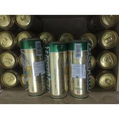Bia Lào lon cao 500ml dòng Laser Canner gold