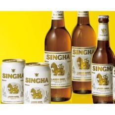 Giá Niêm Yết Bia Thái Lan Singha